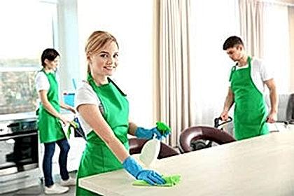 school cleaners