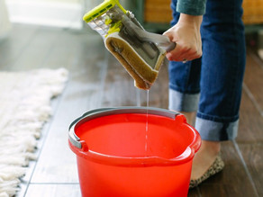 How to clean your mop and prevent odour
