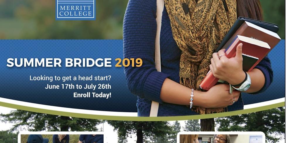 Summer Bridge 2019
