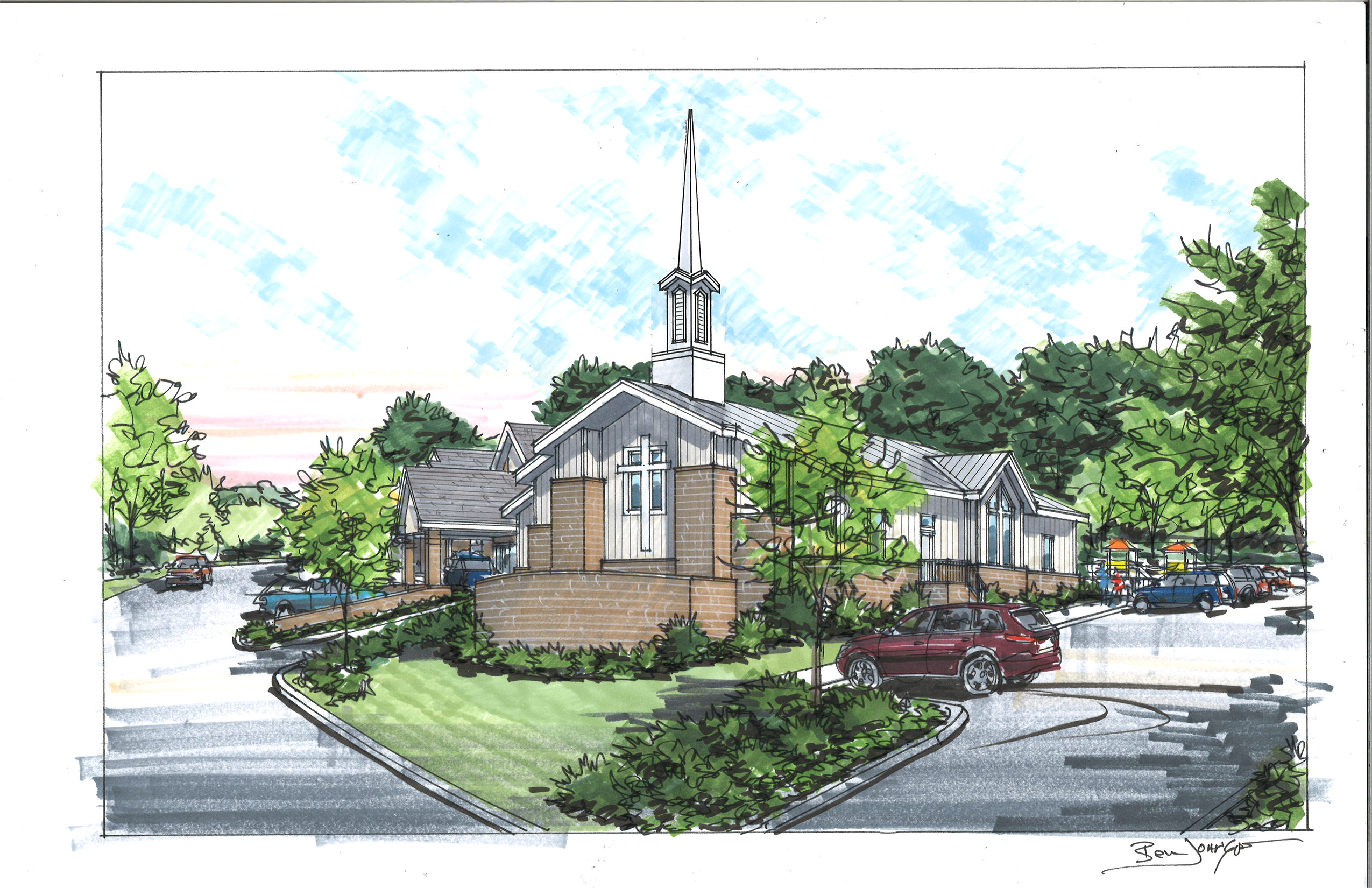 Upper Helton Baptist Church