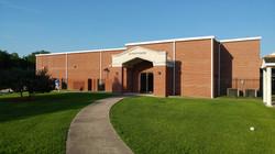 First Baptist Church, Crosby, TX