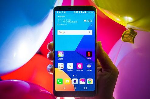 LG Phone repair fix