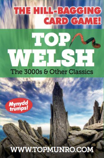 Top Welsh Mountain Trumps