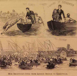 How women tore up the Thames