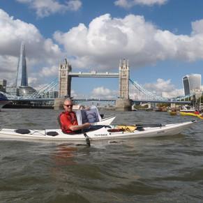 Kayaking the Shipping Forecast