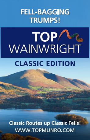 Top Wainwright Classic Trumps