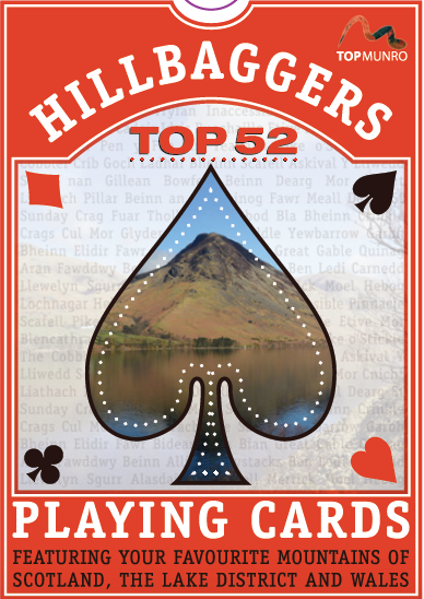 Top 52: Hillbaggers Playing Cards