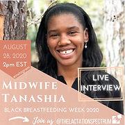 Midwife Tanashia