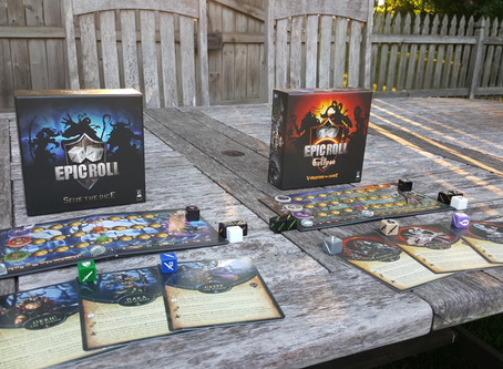 Review: Epic Roll and Epic Roll: Eclipse