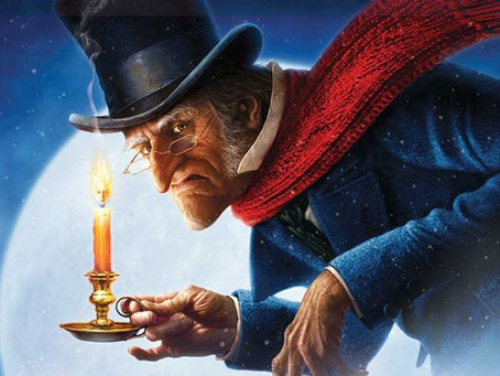 A Christmas Carol by Charles Dickens, adapted by Jack Thorne