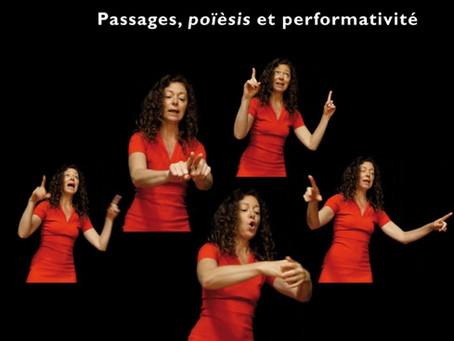 Voix et silence dans les arts - Claudine Armand
