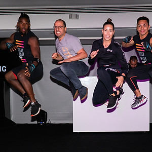 Strong by Zumba 2-year Anniversary Party