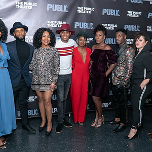 Aint No Mo Premiere at the Public Theater