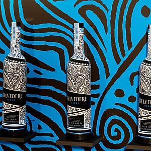 The Belvedere Vodka NYFW SS19 Bottle Launch