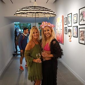Anderson Contemporary Gallery Reception