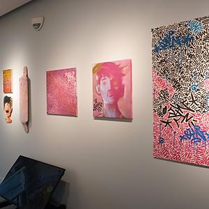 Anderson Gallery Reception