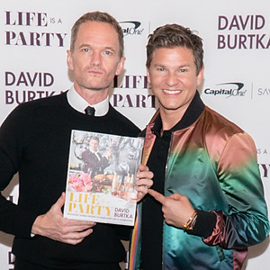 Life's a Party Book Launch