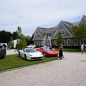 Ferrari/Maserati Brunch in the Hamptons