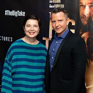 The Big Take Film Premiere