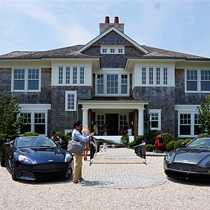 Aston Martin Brunch in the Hamptons
