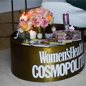 Women's Health and Cosmopolitan Magazine Beach Party