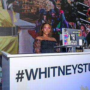 Studio Party at the Whitney Museum