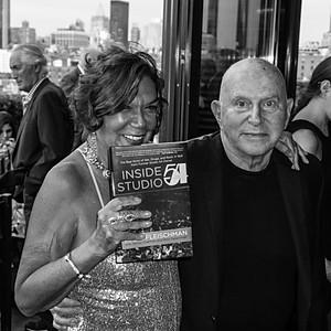 Inside Studio 54 Book Launch Party with Author Mark Fleischman