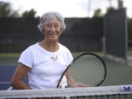 Margaret Canby to Captain ITF Super Senior Team