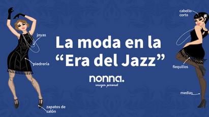 """La moda en la """"Era del Jazz"""""""