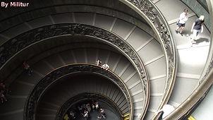 Escadas do Vaticano