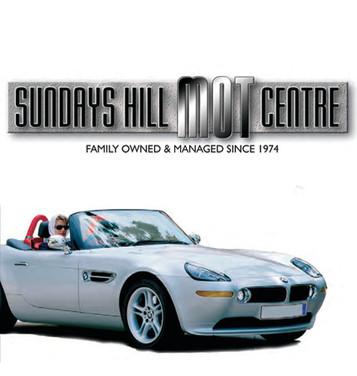 Sundays Hill MOT