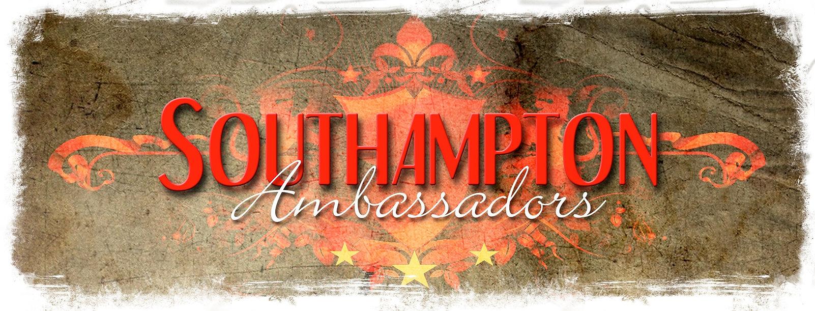 Southampton Ambassadors vintage logo