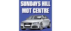 Sundays Hill MOT AND_RADIO Schedule