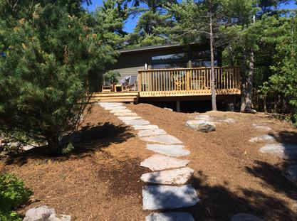 New 500 Sq Ft cottage suite