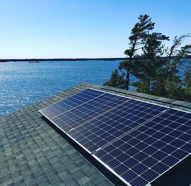 4 Kw Off Grid System