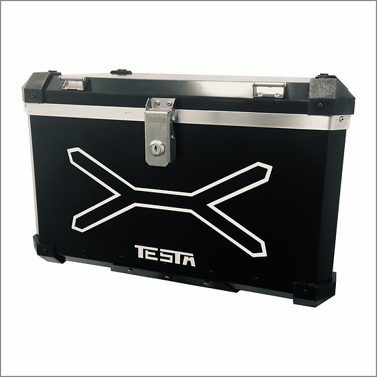 Top Case 48 litros color Negro Aluminio