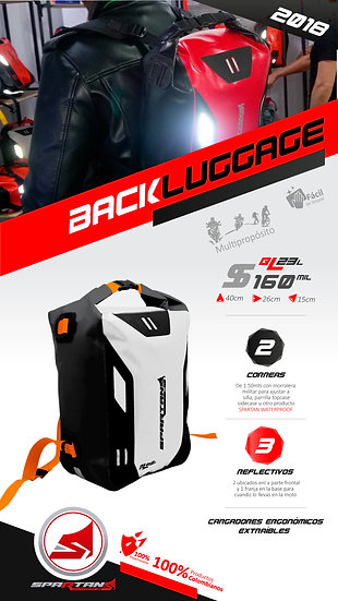 BACK LUGGAGE 23L