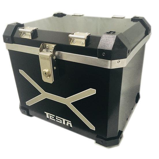 Case 28 litros Color Negro Aluminio