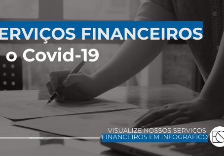 Serviços financeiros em período de COVID-19