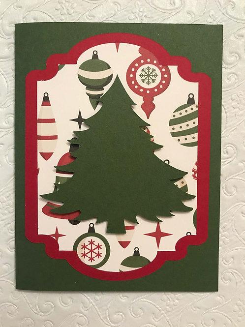 O' Christmas Tree Greeting Card