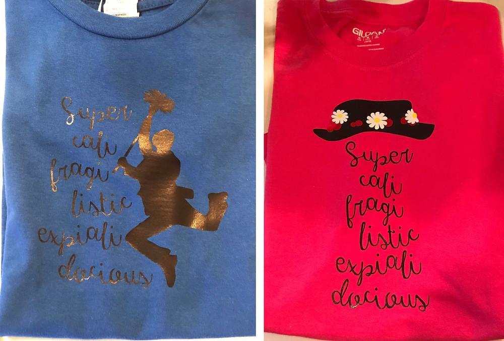 supercalifragilistic t-shirts
