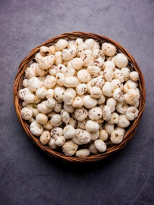 Fox Nuts - 500GM (Phool Makhana)