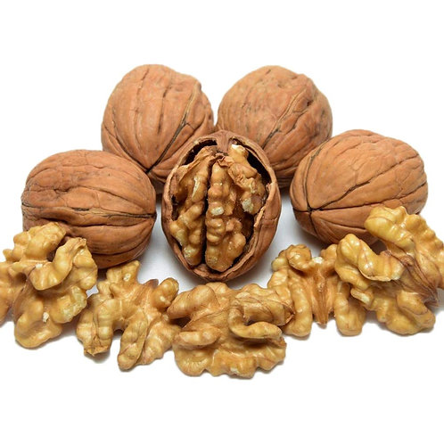 Walnuts In-Shell Kashmiri - 500GM (Chilka Akhrot)