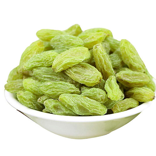 Green Raisins Indian - 500 GM (Kishmish)