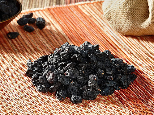 Black Raisins - 500 GM (Kali Kishmish)