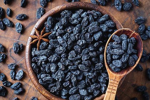 Black Raisins - 1 KG (Kali Kishmish)