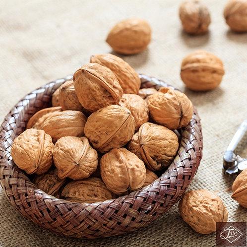 Walnuts In-Shell Kashmiri - 1KG (Chilka Akhrot)