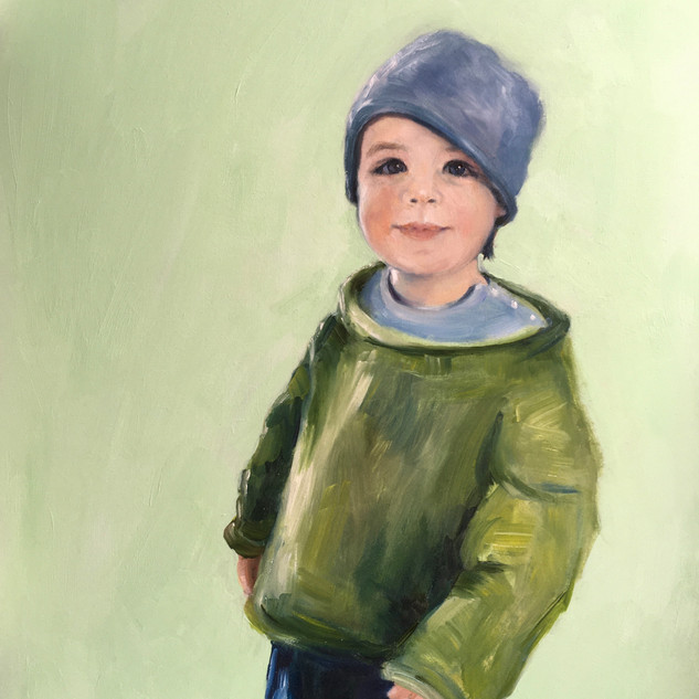 Boy in Hat