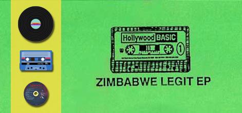 Zimbabwe Legit EP