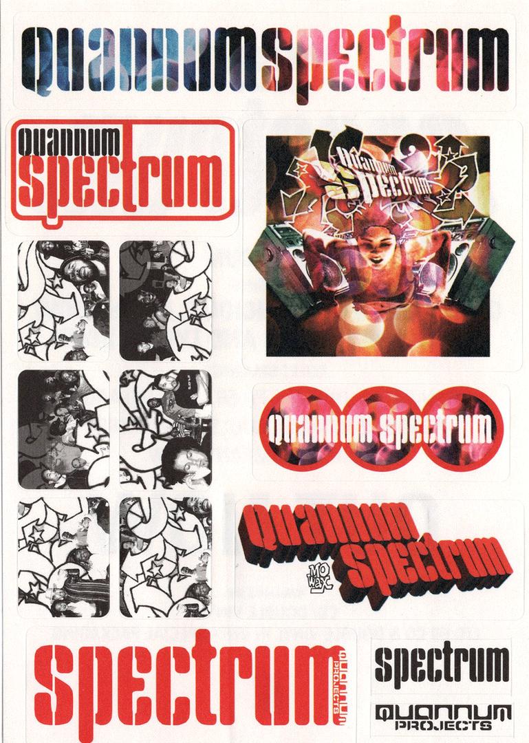 Quannum Spectrum Front